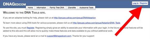 DNAGedcom